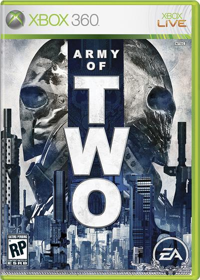 Army of Two Box Art