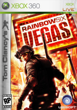 Rainbow Six Vegas Box Art