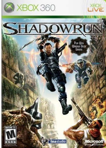The Best Online Games of Xbox Live Shadowrun